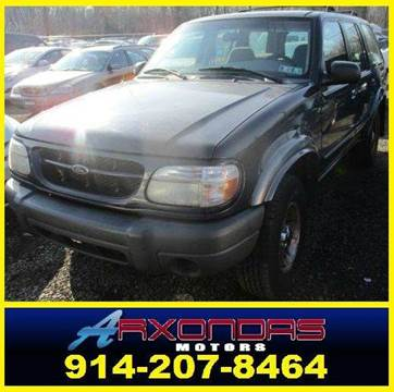 1999 Ford Explorer for sale at ARXONDAS MOTORS in Yonkers NY