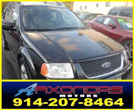 2005 Ford Freestyle for sale at ARXONDAS MOTORS in Yonkers NY