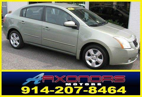 2007 Nissan Sentra for sale at ARXONDAS MOTORS in Yonkers NY