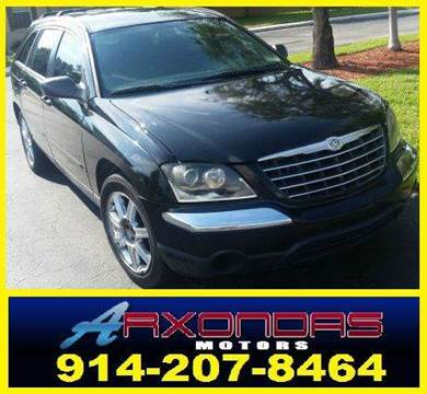 2004 Chrysler Pacifica for sale at ARXONDAS MOTORS in Yonkers NY