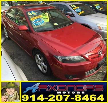 2006 Mazda MAZDA6 for sale at ARXONDAS MOTORS in Yonkers NY