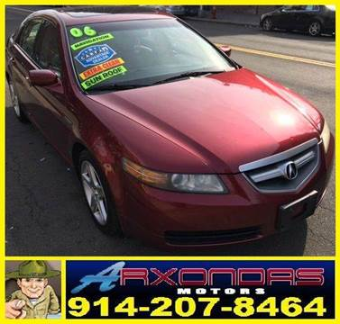 2006 Acura TL for sale at ARXONDAS MOTORS in Yonkers NY