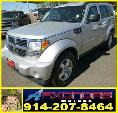 2009 Dodge Nitro for sale at ARXONDAS MOTORS in Yonkers NY