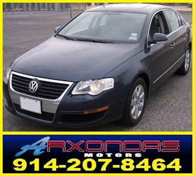 2006 Volkswagen Passat for sale at ARXONDAS MOTORS in Yonkers NY