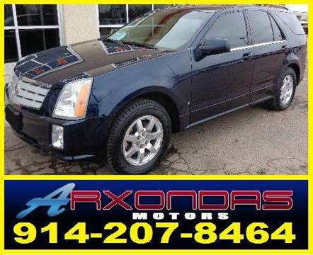 2006 Cadillac SRX for sale at ARXONDAS MOTORS in Yonkers NY