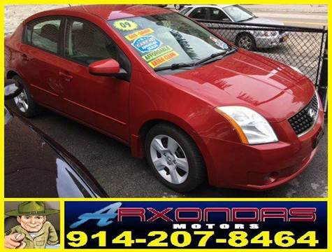 2009 Nissan Sentra for sale at ARXONDAS MOTORS in Yonkers NY