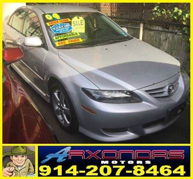 2004 Mazda MAZDA6 for sale at ARXONDAS MOTORS in Yonkers NY