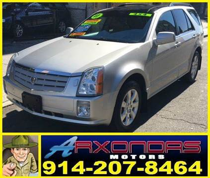 2007 Cadillac SRX for sale at ARXONDAS MOTORS in Yonkers NY