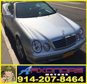 2000 Mercedes-Benz CLK for sale in Yonkers, NY