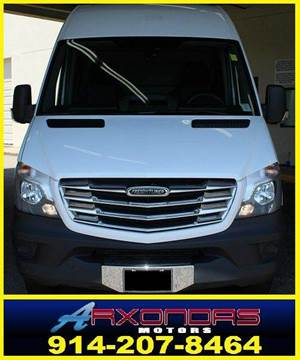 2014 Freightliner Sprinter 2500 for sale at ARXONDAS MOTORS in Yonkers NY