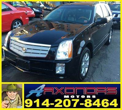 2008 Cadillac SRX for sale at ARXONDAS MOTORS in Yonkers NY