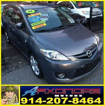 2008 Mazda MAZDA5 for sale at ARXONDAS MOTORS in Yonkers NY