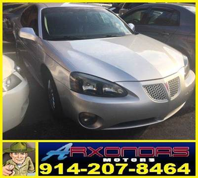 2004 Pontiac Grand Prix for sale at ARXONDAS MOTORS in Yonkers NY