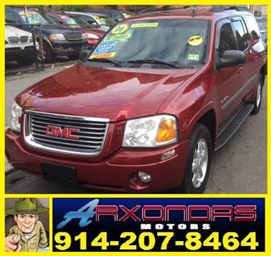 2006 GMC Envoy XL for sale at ARXONDAS MOTORS in Yonkers NY