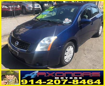 2008 Nissan Sentra for sale at ARXONDAS MOTORS in Yonkers NY