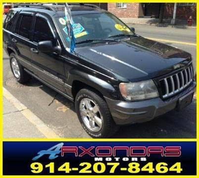 2004 Jeep Grand Cherokee for sale at ARXONDAS MOTORS in Yonkers NY