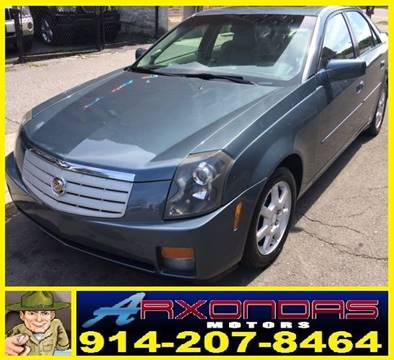 2005 Cadillac CTS for sale at ARXONDAS MOTORS in Yonkers NY