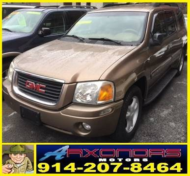 2003 GMC Envoy XL for sale at ARXONDAS MOTORS in Yonkers NY