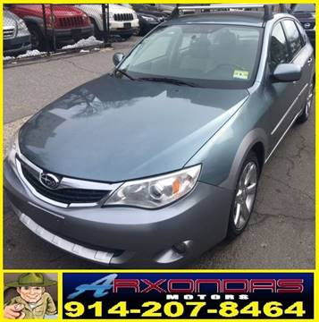 2009 Subaru Impreza for sale at ARXONDAS MOTORS in Yonkers NY