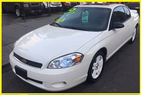 2006 Chevrolet Monte Carlo for sale in Yonkers, NY