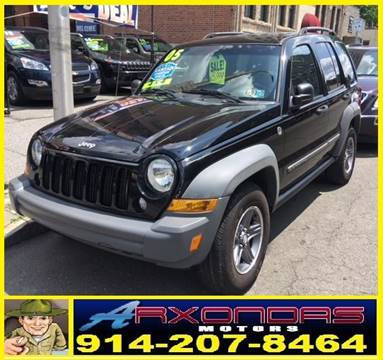 2005 Jeep Liberty for sale in Yonkers, NY