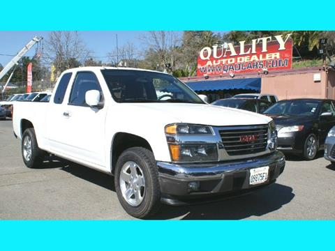 2012 GMC Canyon for sale in Hayward, CA