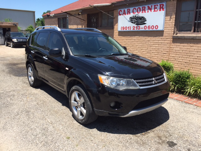 2007 mitsubishi outlander xls 4dr suv in memphis tn car. Black Bedroom Furniture Sets. Home Design Ideas