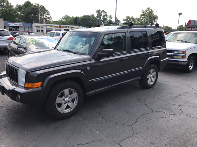 2006 Jeep Commander car for sale in Detroit