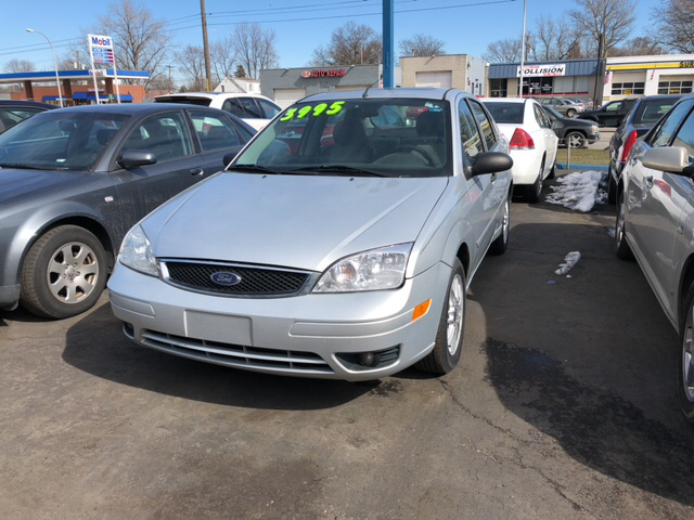 2007 Ford Focus car for sale in Detroit