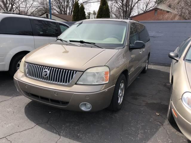 2004 Mercury Monterey car for sale in Detroit
