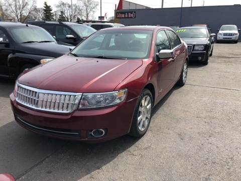2007 Lincoln MKZ In Garden City MI - Lee\'s Auto Sales