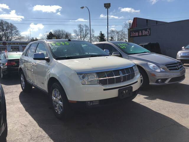 2007 Lincoln Mkx car for sale in Detroit