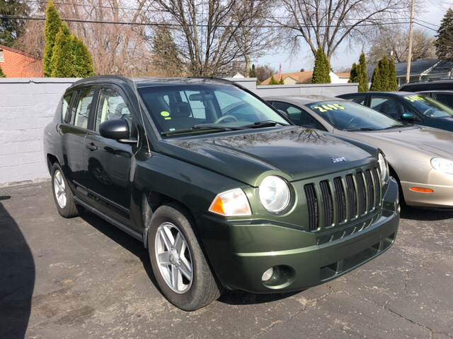 2008 Jeep Compass For Sale At Leeu0027s Auto Sales In Garden City MI