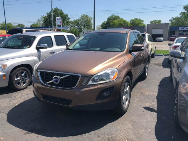 2010 Volvo Xc60 car for sale in Detroit