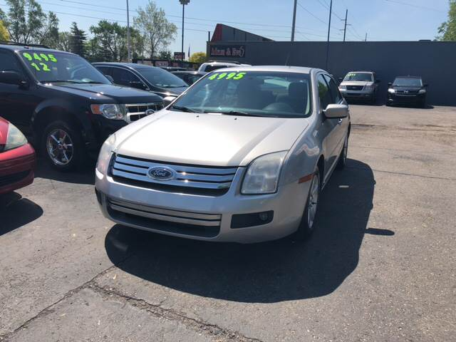 2007 Ford Fusion car for sale in Detroit