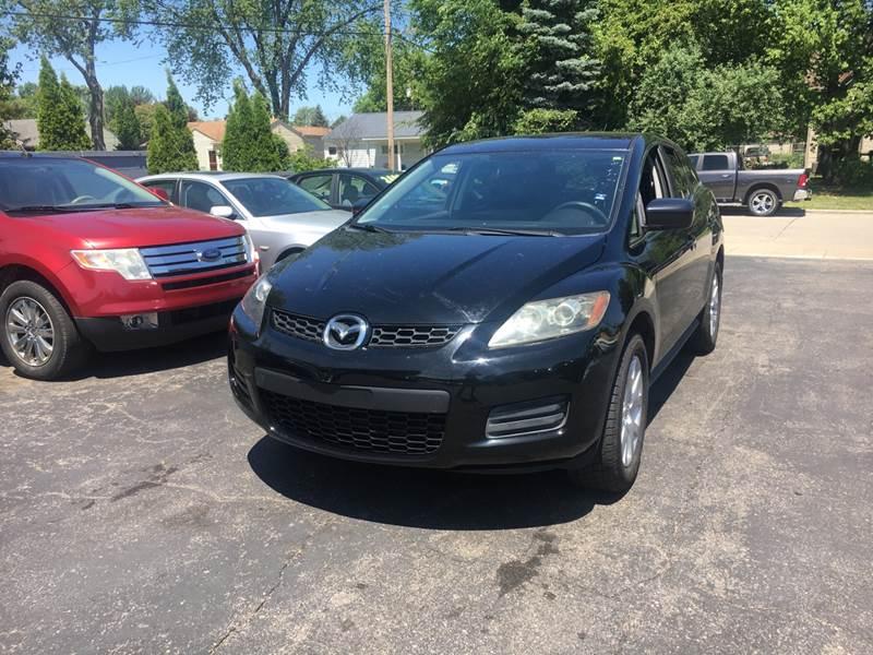 2007 Mazda Cx-7 car for sale in Detroit