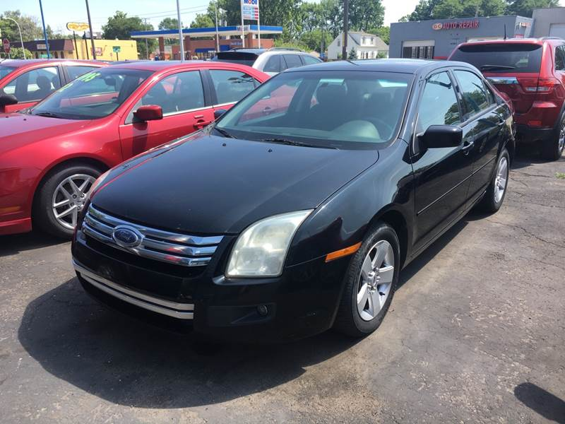2006 Ford Fusion car for sale in Detroit