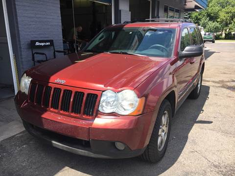 2008 Jeep Grand Cherokee for sale in Garden City, MI