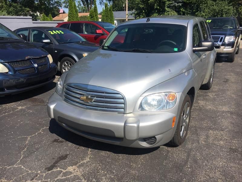 2008 Chevrolet Hhr car for sale in Detroit