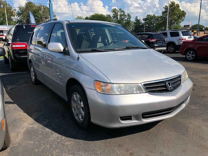 2003 Honda Odyssey car for sale in Detroit