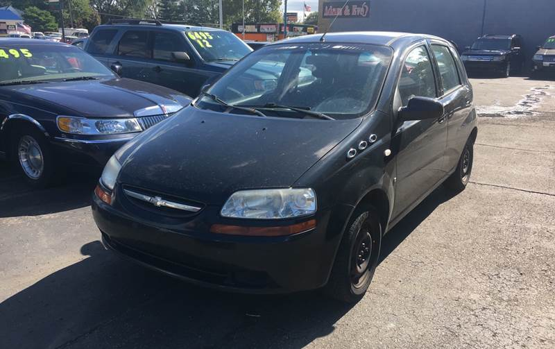 2008 Chevrolet Aveo car for sale in Detroit