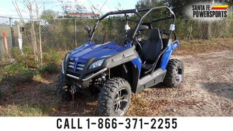 2012 CF Moto ZForce 600 for sale in Gainesville, FL