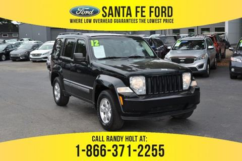 2012 Jeep Liberty for sale in Gainesville, FL