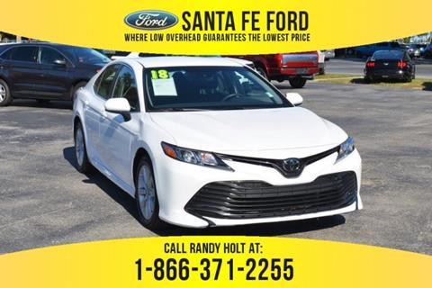 Toyota Gainesville Fl >> 2018 Toyota Camry For Sale In Gainesville Fl