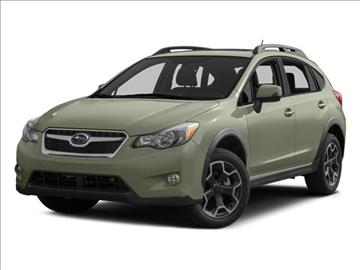 2014 Subaru XV Crosstrek for sale in Colorado Springs, CO
