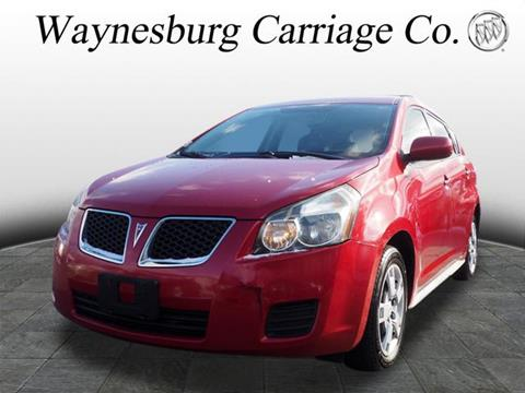 2010 Pontiac Vibe for sale in Waynesburg, OH