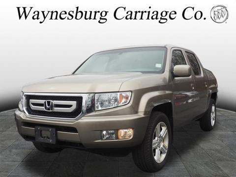 2011 Honda Ridgeline for sale in Waynesburg, OH