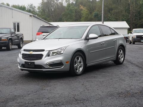 2016 Chevrolet Cruze Limited for sale in Waynesburg, OH