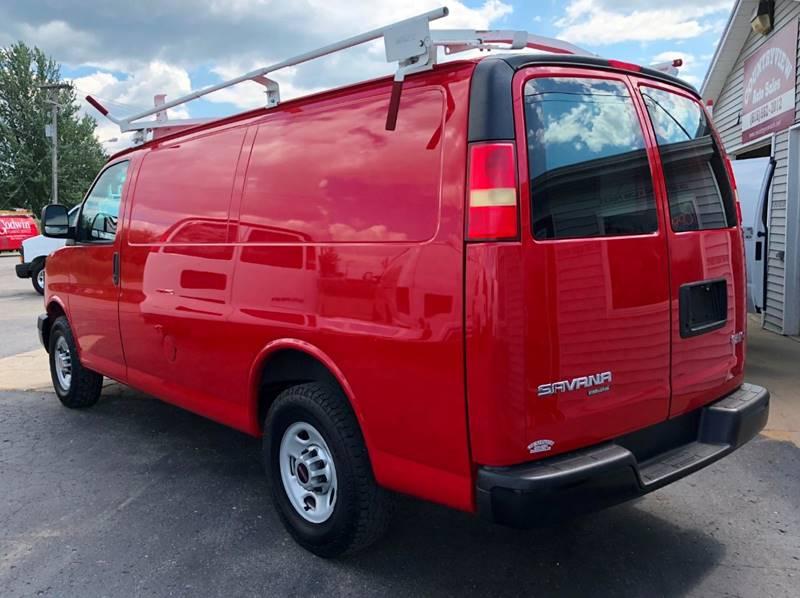 2012 Gmc Savana Cargo 2500 3dr Van W 1WT In Hudsonville MI