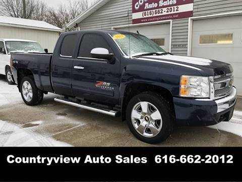 84cdf0d8dd 2011 Chevrolet Silverado 1500 for sale at Countryview Auto Sales in Hudsonville  MI